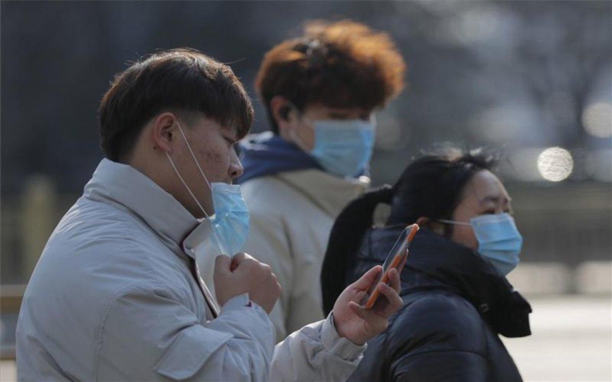 Ultimas cifras de afectados por coronavirus en China