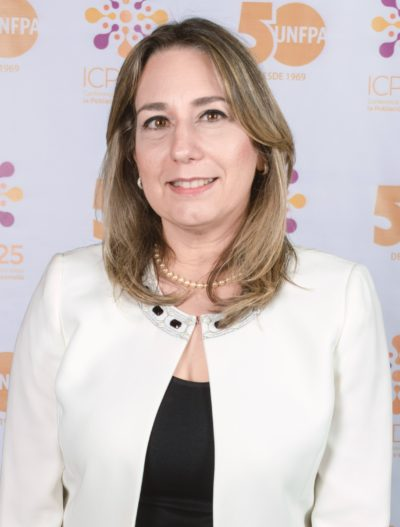 Dulce Chahín, Asesora médica de Sanar una Nación