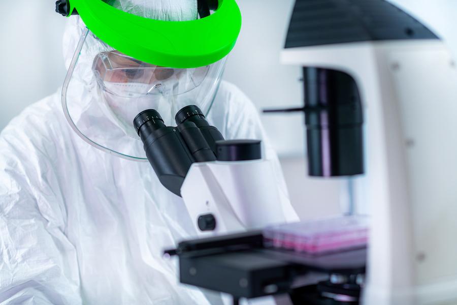 Una vacuna experimental contra el coronavirus desencadena respuesta inmune en ratones