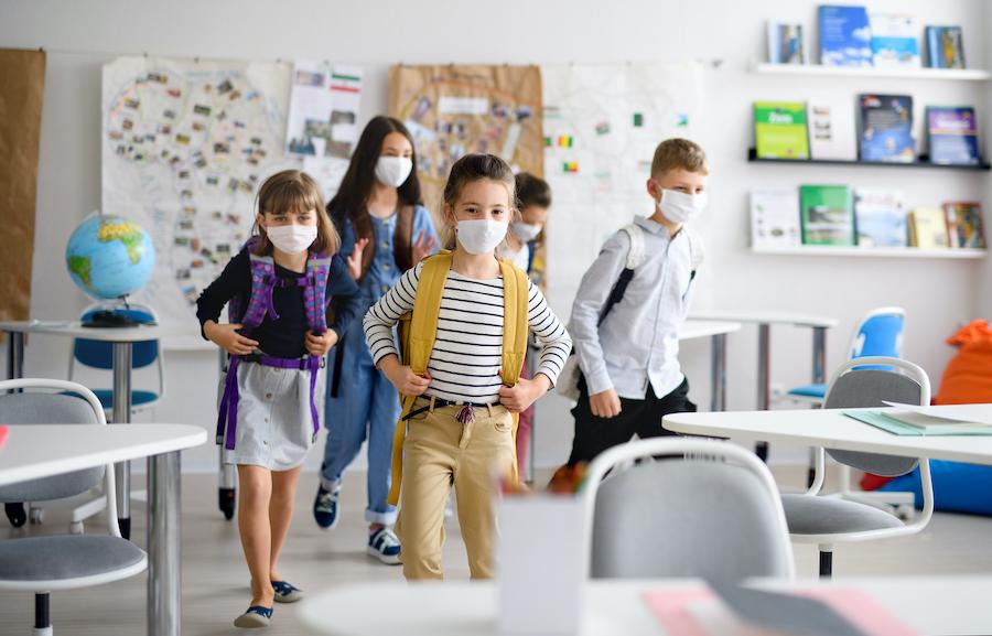 Sociedad Dominicana de Pediatría: regreso a clases amerita vigilancia y prevención durante la pandemia.