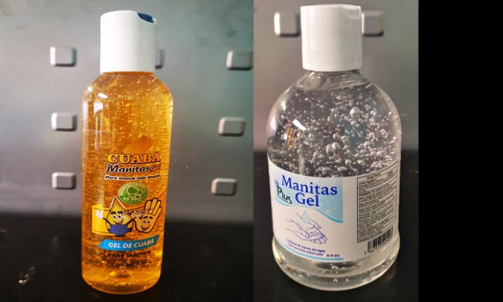 Salud Pública confisca gel y desinfectantes: ordena su retiro del mercado y destrucción