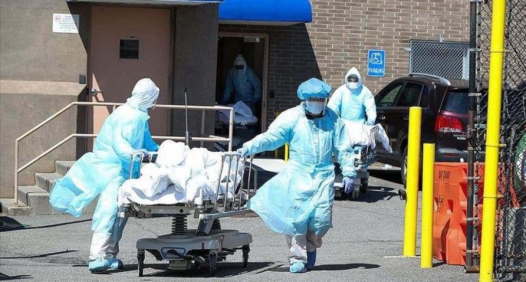 Ya son más de 200 mil los muertos por COVID-19 en EE.UU.