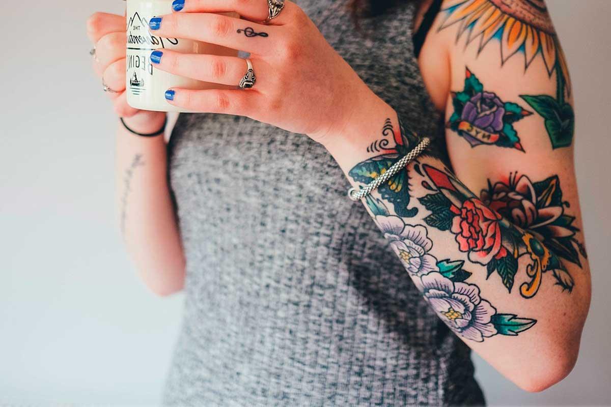 ¿Sabías que los tatuajes pueden afectar la termorregulación del cuerpo?
