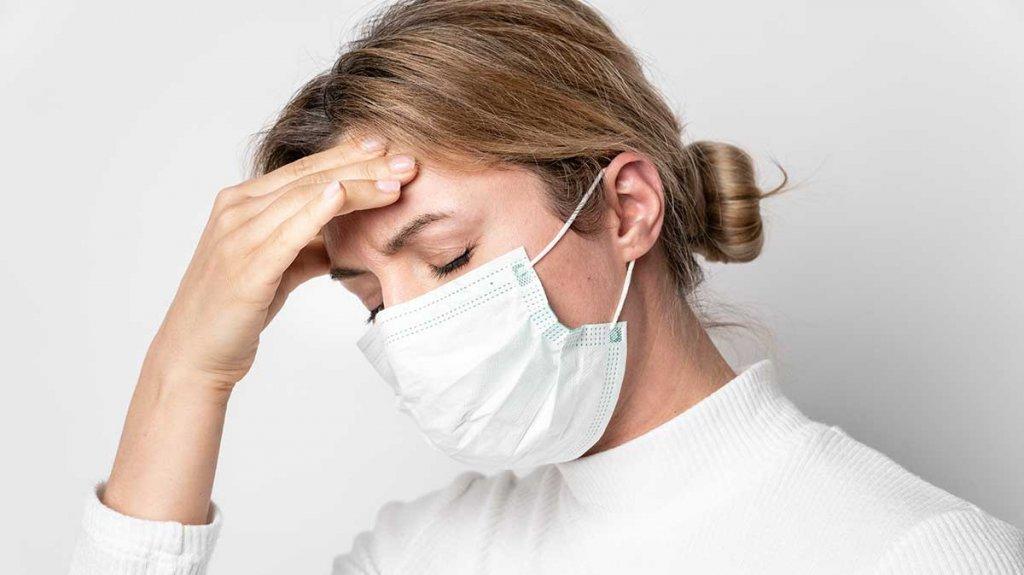 Advierten de varios síntomas adicionales del COVID-19