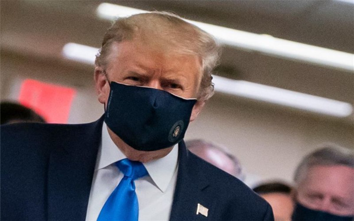 """Síntomas """"leves"""" de coronavirus presenta Trump tras confirmarse su contagio"""